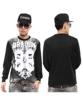 Blusa Big Band G-Dragon 88