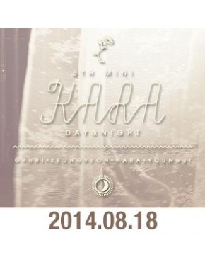 Kara - Mini Album Vol.6 [Day&Night]