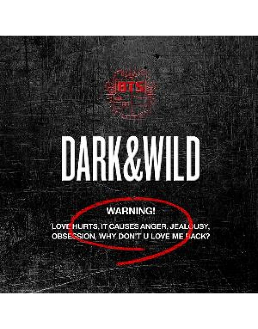 BTS - Vol. 1 [DARK&WILD] popup