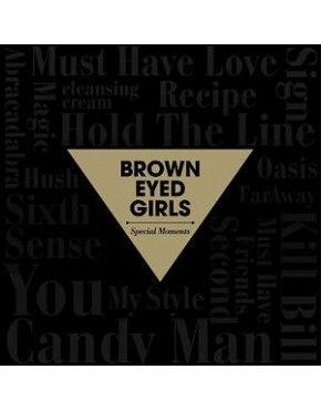 Brown Eyed Girls - Best [Special Moments]