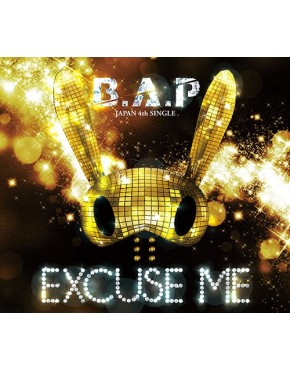 B.A.P- Excuse Me [CD+DVD/Type A]