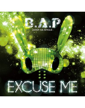 B.A.P- Excuse Me [Type B]