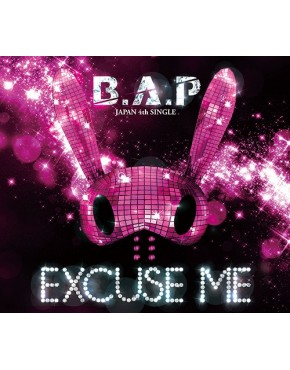 B.A.P -Excuse Me [Limited Edition]