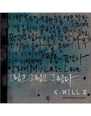 K.WILL - VOL.2