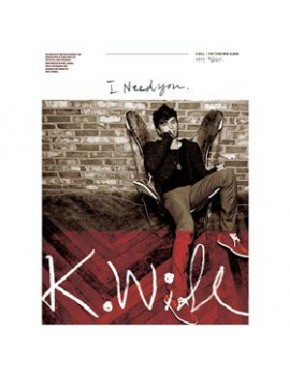 K.Will - Mini Album Vol.3 [I need you]