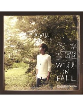 K.Will - Mini Album Vol.4 [Will In Fall]