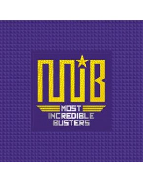 M.I.B - Vol.1 [Most Incredible Busters]