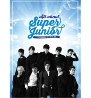 Super Junior - All About Super Junior [TREASURE WITHIN US] DVD