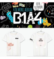 Camiseta B1A4 Solo Day