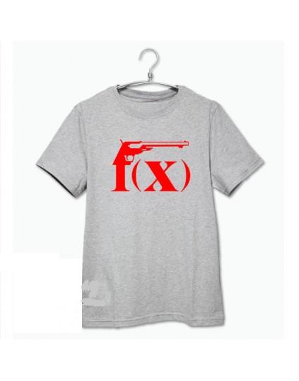 Camiseta F(X) Red Light