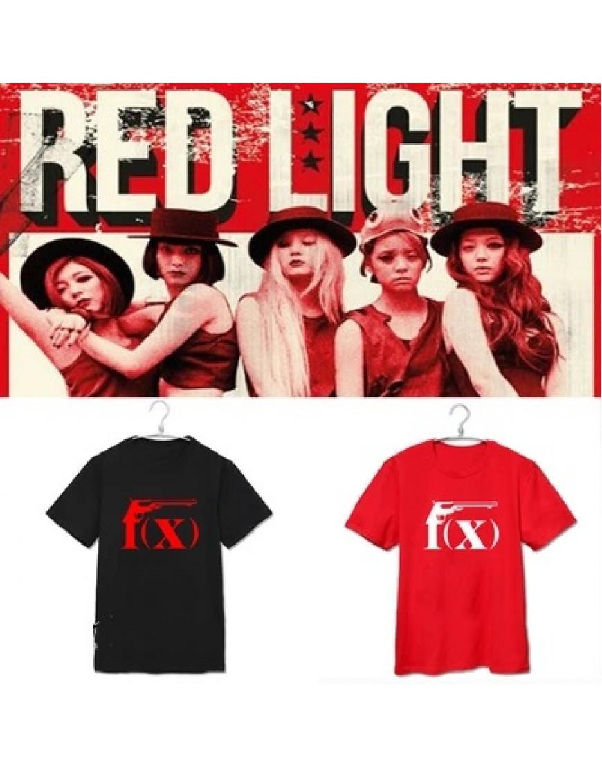 Camiseta F(X) Red Light popup