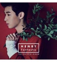 Henry -Super Junior M - Mini Album Vol.2 [Fantastic]