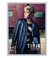 Kim Hyun Joong - Mini Album Vol.4 [TIMING]