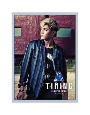 Kim Hyun Joong - Mini Album Vol.4 [TIMING]