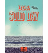 B1A4 - MINI ALBUM VOL.5 [SOLO DAY] ( TIPO A- BLUE VERSION)
