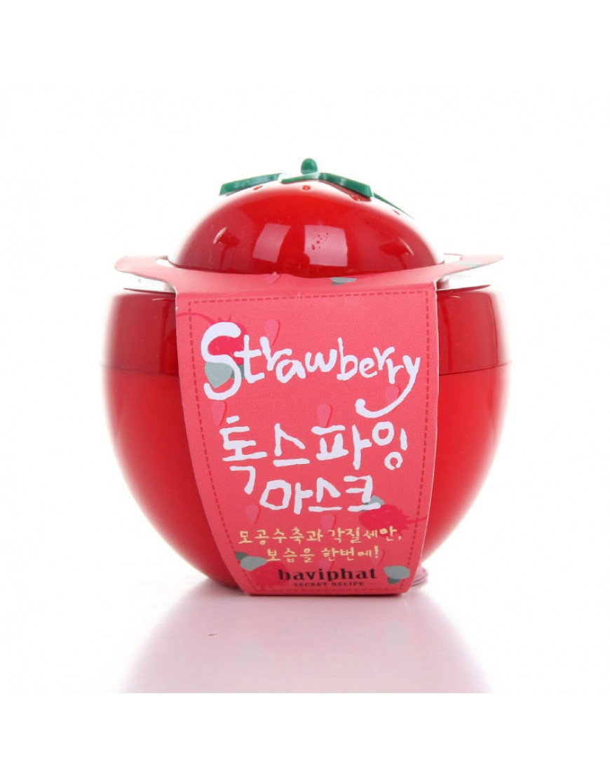 BAVIPHAT Strawberry Toxifying Mask 130g popup
