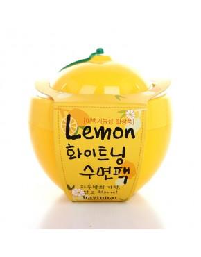 BAVIPHAT Lemon Whitening Sleeping Pack 100g