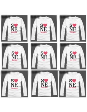 Blusa SNSD Girls' Generation