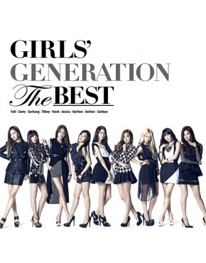 Girls' Generation - The Best [Regular ]