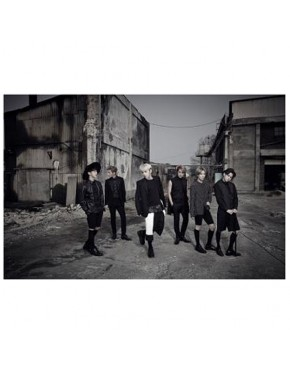 Beast - Mini Album Vol.6 [Good Luck] (Black Version)