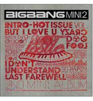Big Bang - Mini Album Vol.2 [Hot Issue] 2007