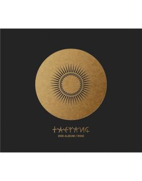 Big Bang : Tae Yang - New Album [Rise]