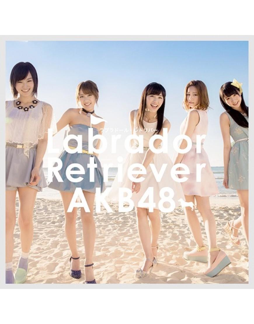 AKB48 LABRADOR RETRIEVER [TIPO A / CD+DVD / REGULAR] popup