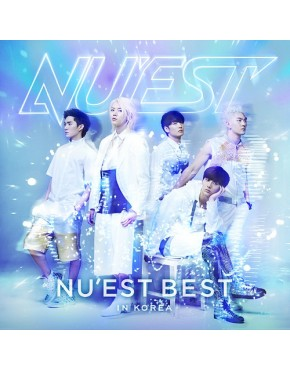 NU'EST Best In Korea [com DVD, Limitado]