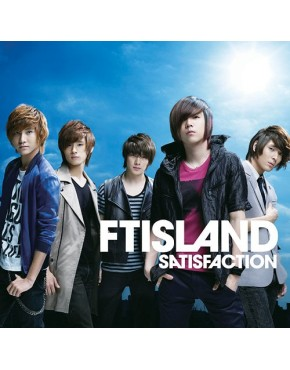FTISLAND Satisfaction [Regular Edition]