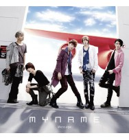 MYNAME Message (Japanese ver.) [CD+DVD/Tipo-A]