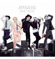MYNAME Five Stars [Regular Edition]