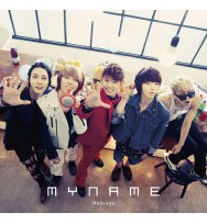 MYNAME Message (Japanese version) [CD+DVD/Tipo-B]