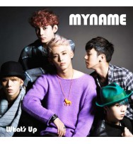 MYNAME What's Up [CD+DVD Tipo-A]