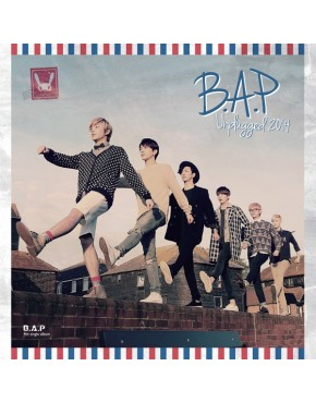 B.A.P - Single Album Vol.4 [B.A.P Unplugged 2014]