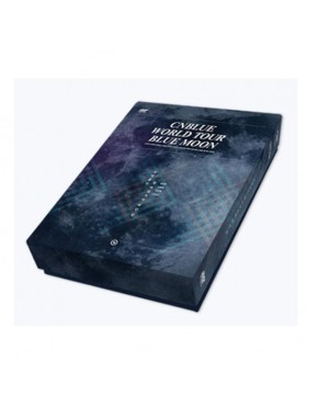 CNBLUE - 2013 CNBLUE World Tour Blue Moon Making Book