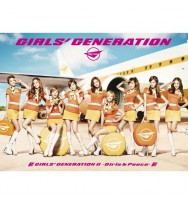 Girls Generation - Japanese Vol.2 [Girls & PeaceI] (CD+DVD First Limited Edition)