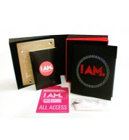 I am: Smtown Live World Tour in Madison Square Garden DVD Box