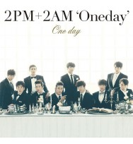2PM 2AM -ONE DAY [edição regular]