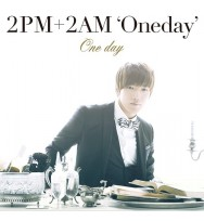 2PM 2AM -ONE DAY [JunSu Solo Jacket, TYPE-B]