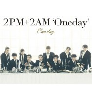 2PM 2AM -One day [com DVD, Type-A]