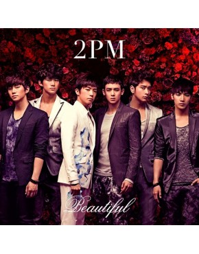 2PM- Beautiful [Photo Book, Type-B]