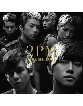 2PM- Masquerade [Regular Edition]