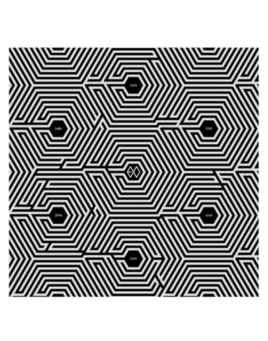EXO-K - Mini Album Vol.2 [Overdose]  popup
