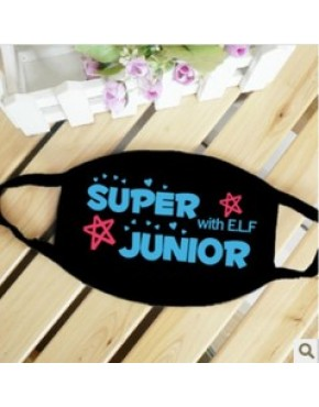 Máscara Super Junior