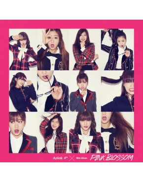 Apink - Mini Album Vol.4 [Pink Blossom]