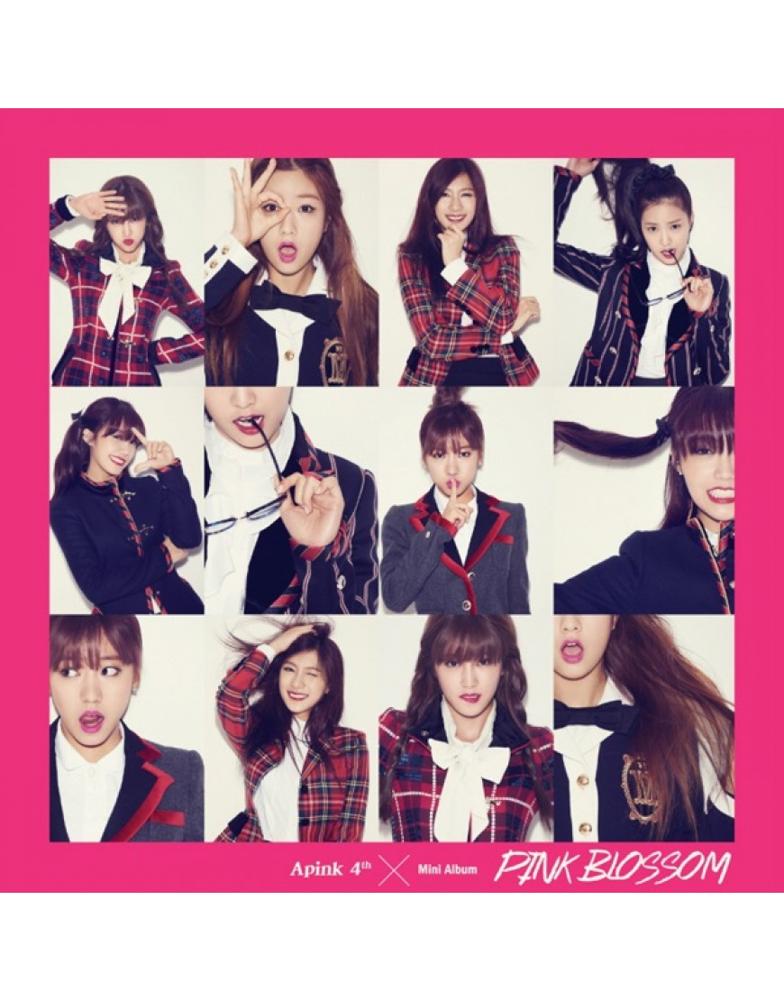 Apink - Mini Album Vol.4 [Pink Blossom]  popup
