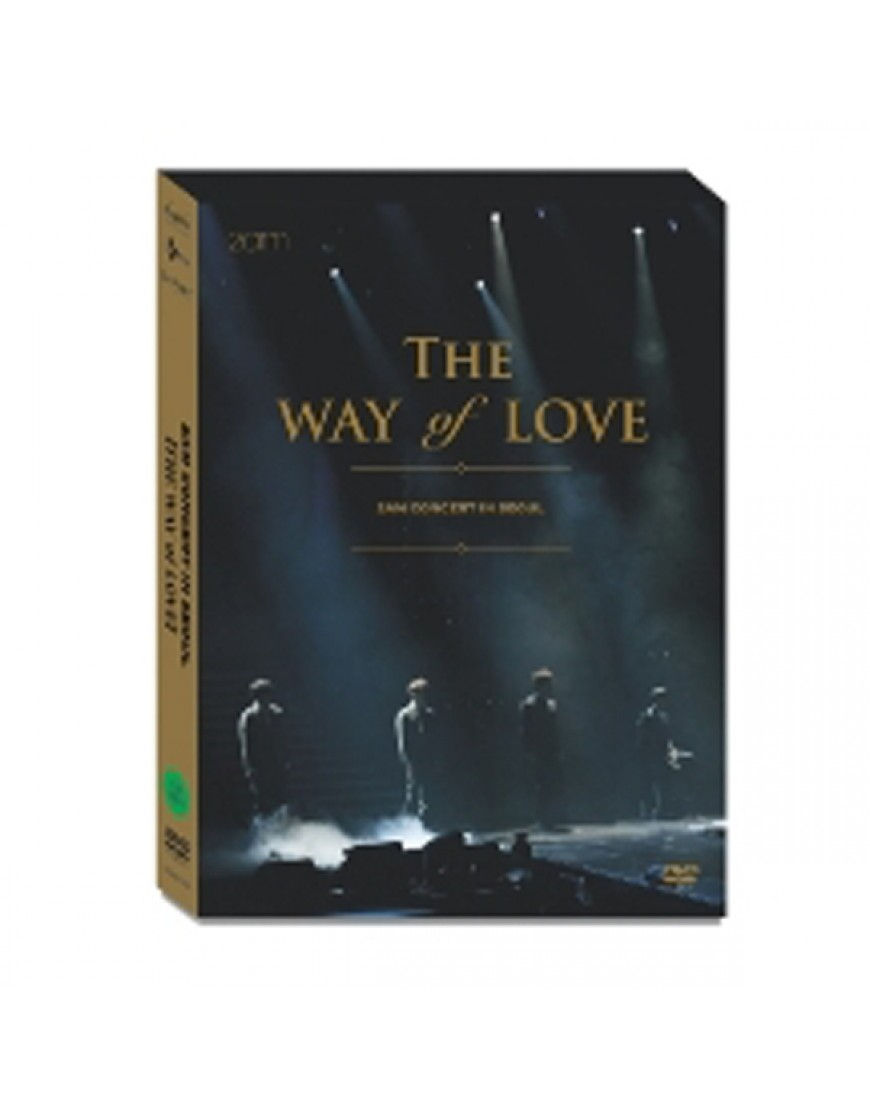 2AM - The Way of Love: Concert in Seoul  popup