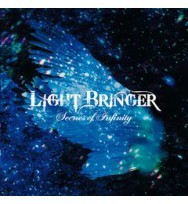 Light Bringer- Scenes of Infinity com DVD Limited Edition