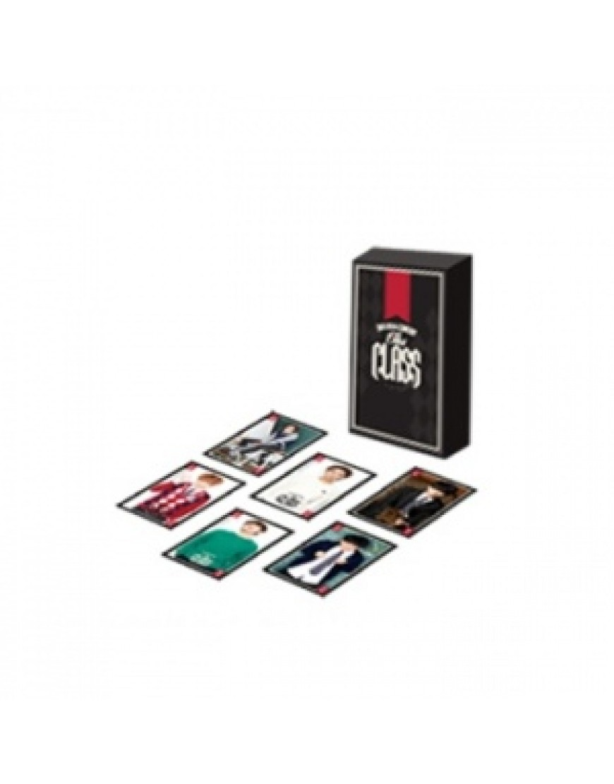 2014 B1A4 Concert [the class] -playing card set popup