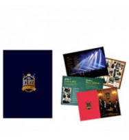 2014 B1A4 Concert [the class] -program info book